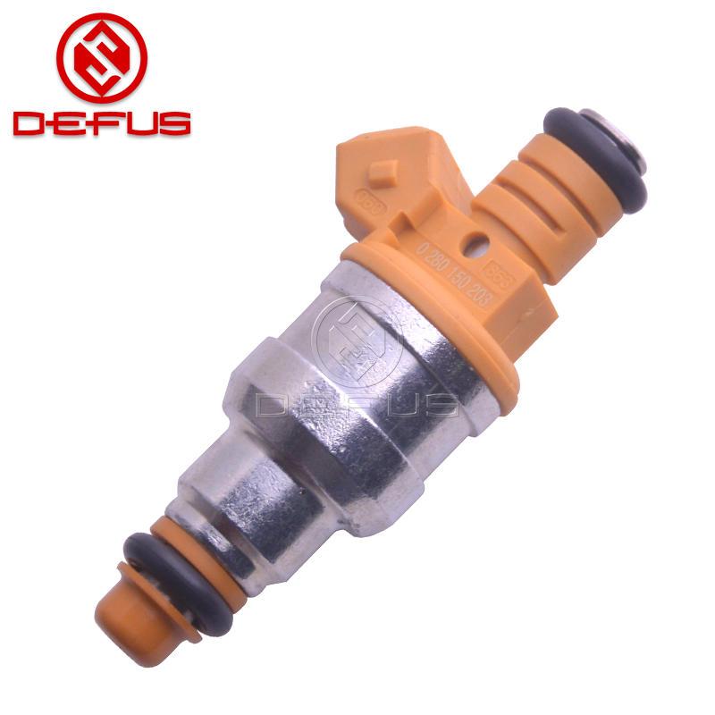 DEFUS Fuel Injector 0280150203 For 525i 528i 533i Ford 4.1Efi OEM 13641276149