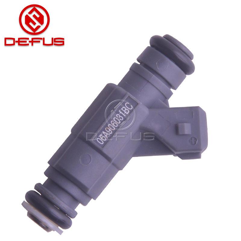 DEFUS Fuel injector 0280156063 06A906031BC For Audi A3 TT Seat Leon 1.8L