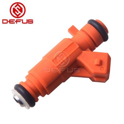 DEFUS Fuel Injectors 0280156034 for Peugeot 206 307 Citroen C3 Berlingo 1.6L 16V