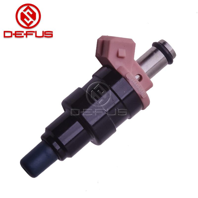 DEFUS Fuel Injector 8944494840 for Isuzu Pickup Trooper & Amigo Reman 2.6L