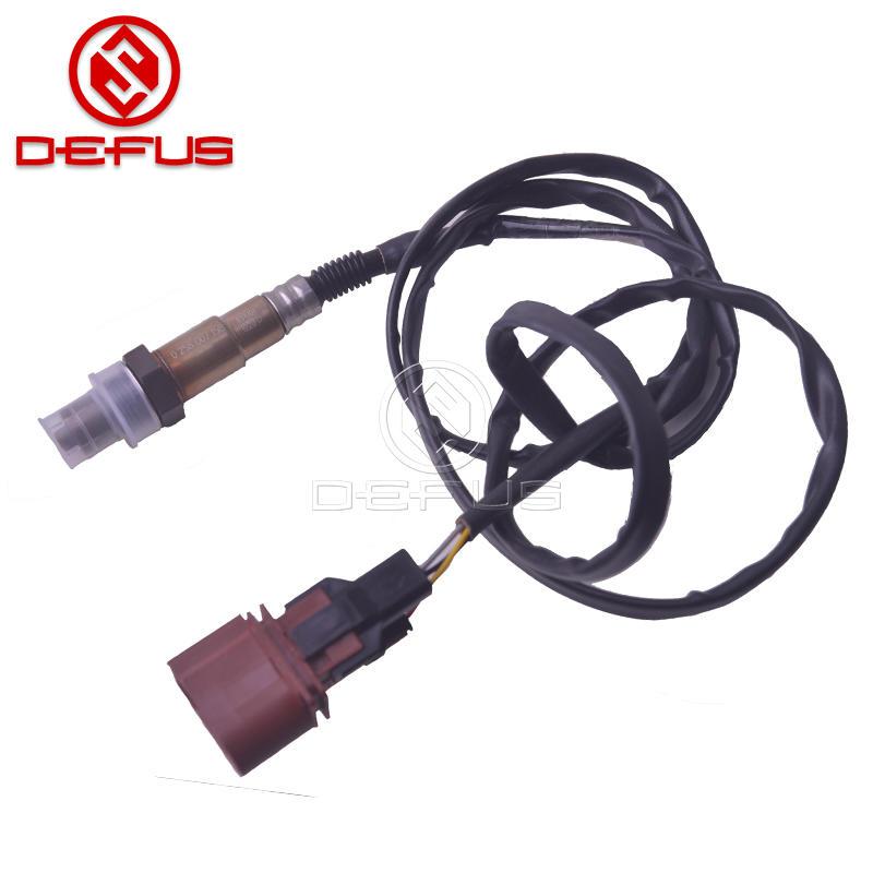 DEFUS oxygen sensor OEM 0258007158 for Cayenne front