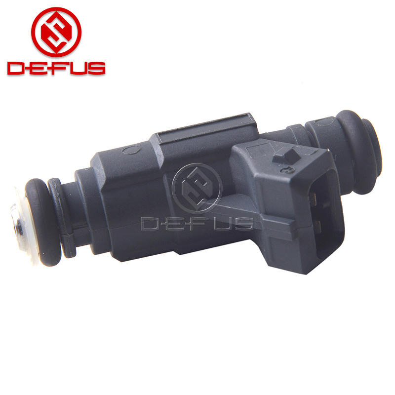 DEFUS fuel injectors OEM 0280155925 for Fiesta fuel injector nozzle