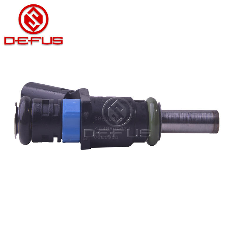 DEFUS fuel injector OEM 06E906031A for Engine 3.0L 2995CC V6 GAS DOHC Supercharged