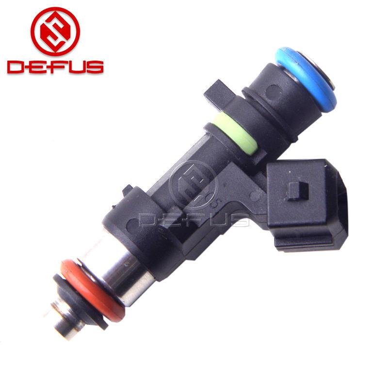 DEFUS  fuel injector OEM 0280158199 for 500 500C 500L Bravo Doblo Idea Punto Lancia Musa Combo 1.4L