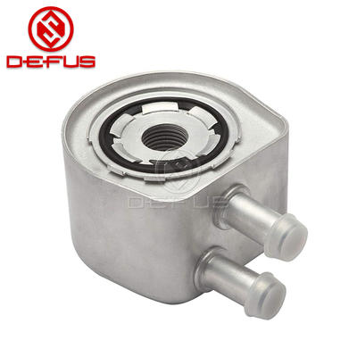 DEFUS  Oil Cooler OEM 2L3Z6A642AB for 97-04 FORD Expedition F-150 F-250