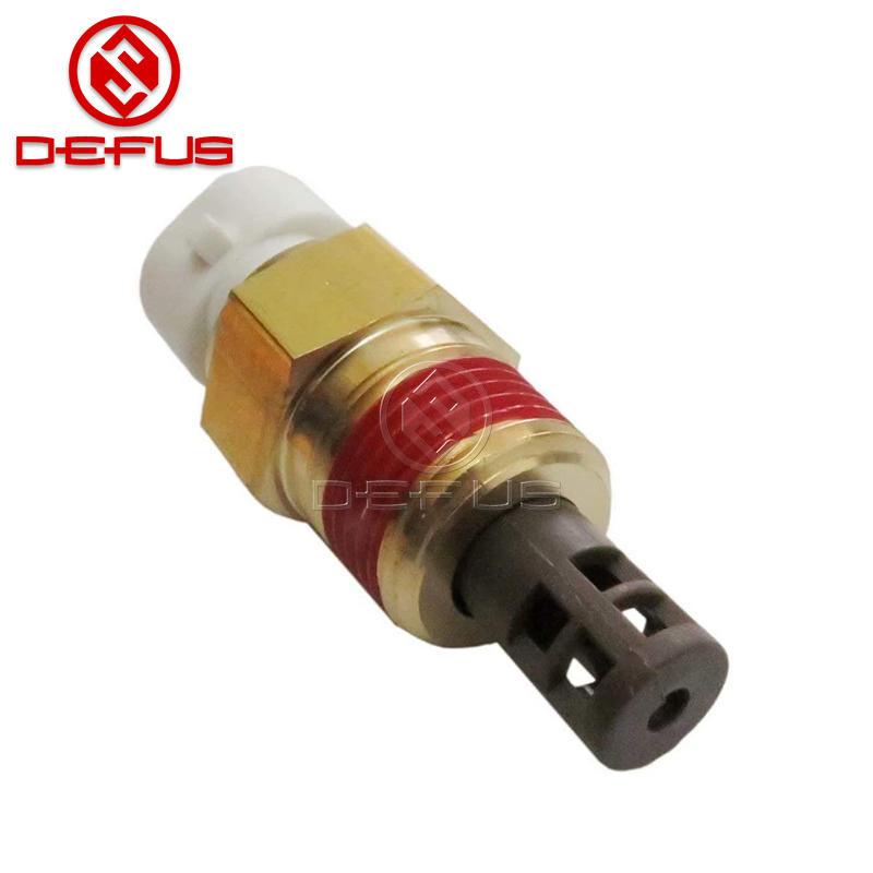 DEFUS Air Charge Temp Temperature Sensor OEM 25037225 For GM IAT MAT ACT With 2-Way