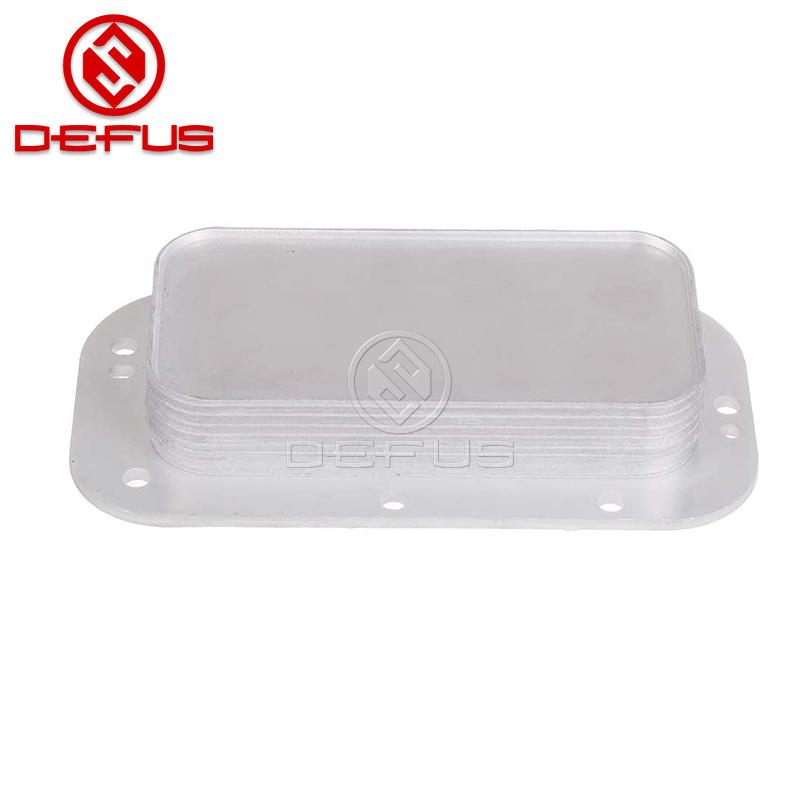DEFUS Oil Cooler OEM 55355603 For 2008-2014 Gm Cruze Sonic Aveo G3 Astra