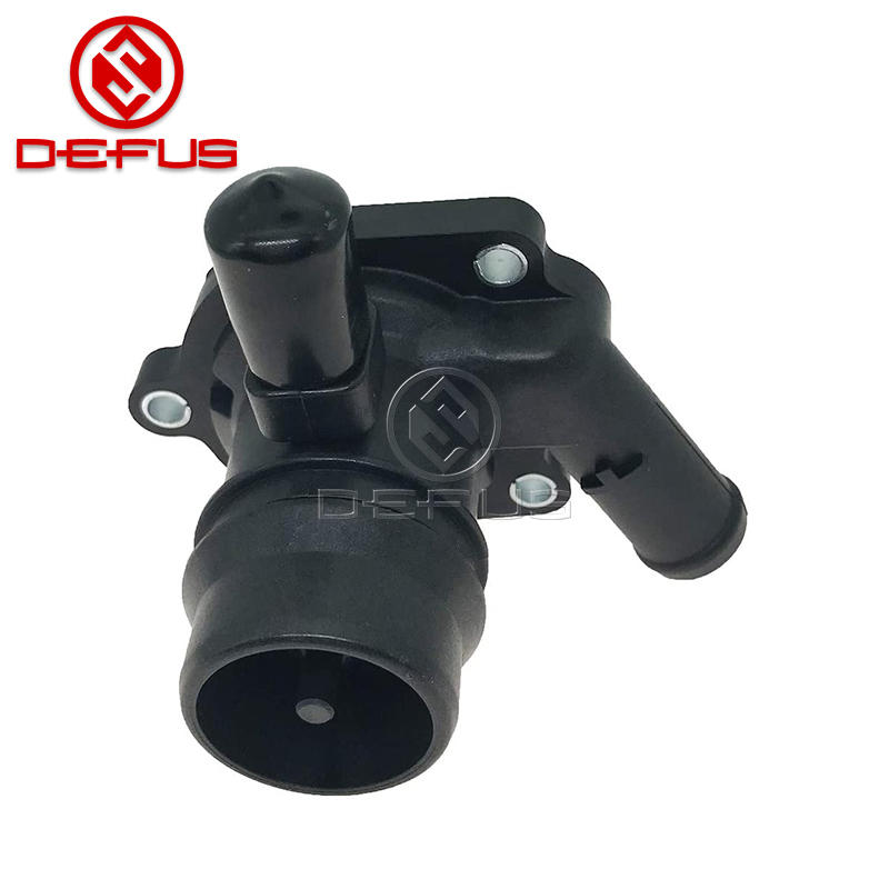 DEFUS Engine Coolant Thermostat Housing OEM 55593034 for Chevrolet Cruze Sonic