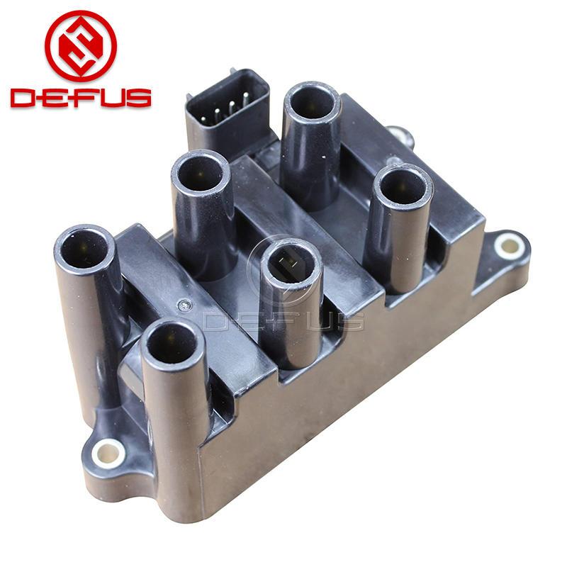 DEFUS Ignition Coil Pack OEM DG485 For Ford Mazda Mercury V6