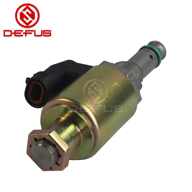 DEFUS Pressure Regulator OEM F81Z9C968AA For FORD DIESEL 95.5-03 CM5013