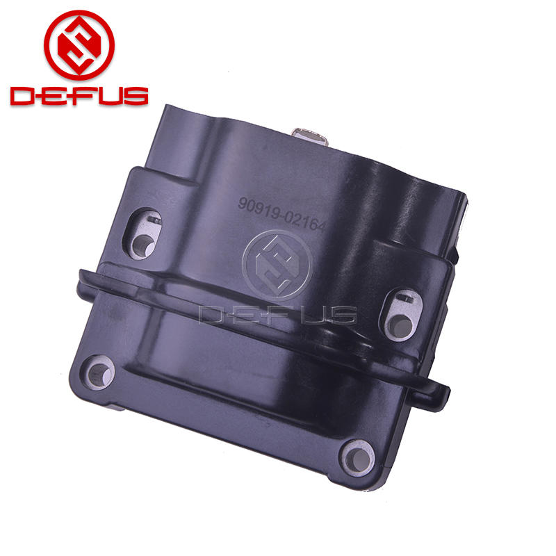 DEFUS Ignition Coil OEM  90919-02164 For Celica Corolla 1988-1996 1.6L 1.8L