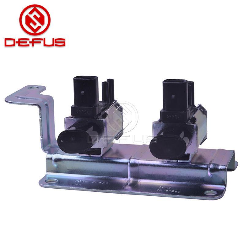 DEFUS Manifold Vacuum Solenoid Valve 4M5G9J559NB for Ford Focus Mazda CX-7