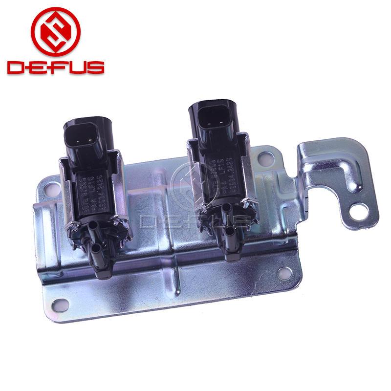 DEFUS Manifold Vacuum Solenoid Valve OEM 4M5G9J559NB for Ford Focus Mazda CX-7
