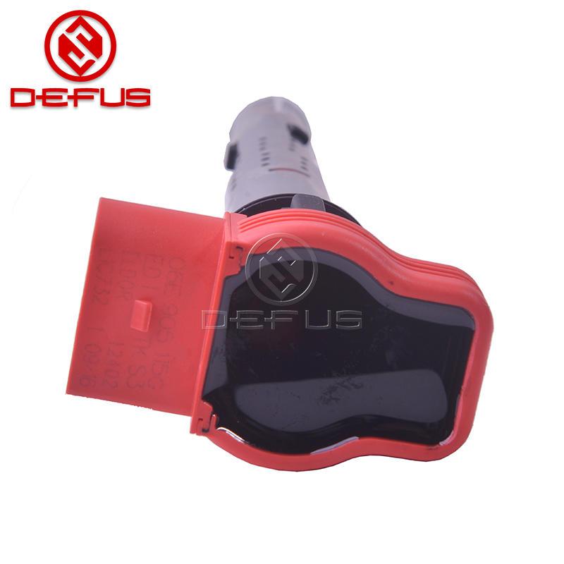 DEFUS Ignition Coil OEM 06E905115G for Audi A4 A6 Q7 Q5 S5 VW Touareg