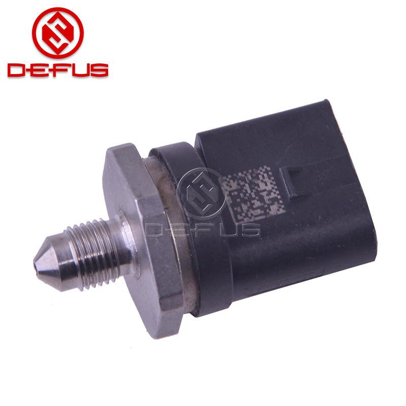 DEFUS fuel rail pressure sensor OEM 06J906051 for A3 A4 A5 A6 TT R8