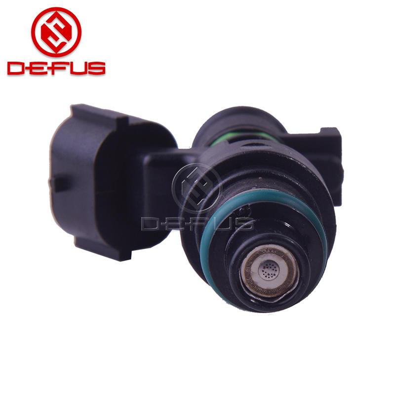 DEFUS Fuel Injector OEM H025241 For Nissan Qashqai MK1 Renault Fluence Megane III 2.0L