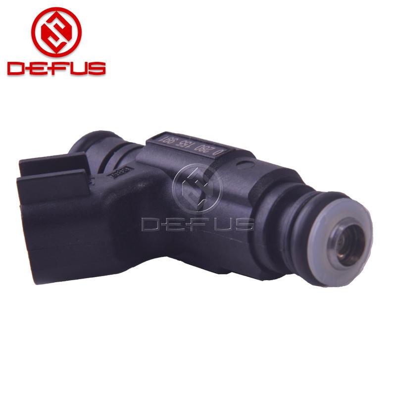 DEFUS Fuel injector OEM 0280155991 for Cooper 2002-2008 1.6L