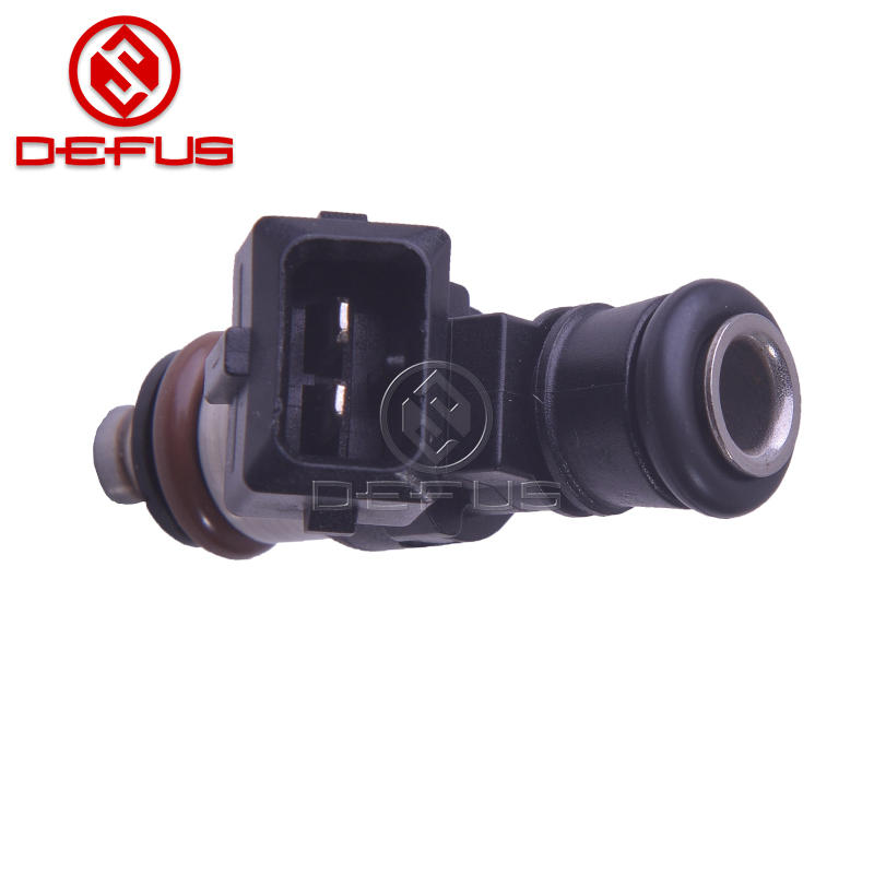 DEFUS Fuel injector  OEM 0280158201 for Clio III 1.2 16V