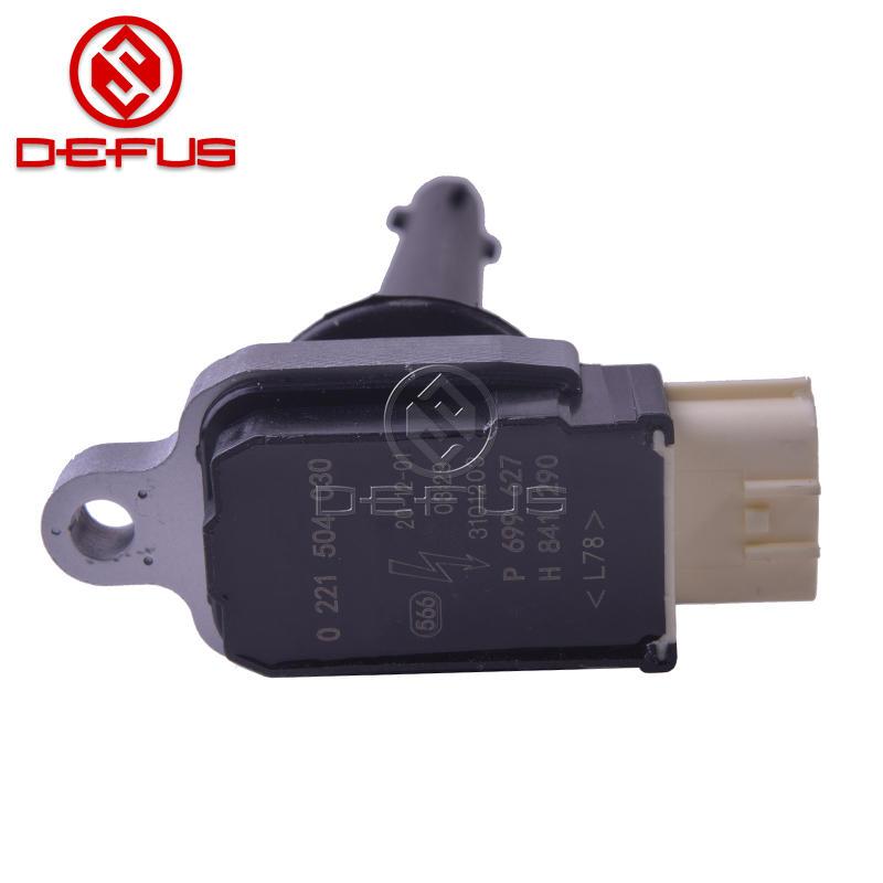 DEFUS Ignition Coil OEM 0221504030 For Renault Fluence Laguna Megane III