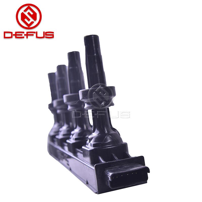 DEFUS  Ignition Coil OEM 9800251580 For Cirtitroen C4 C-Elysee Peugeot 301 308 HYUNDAI