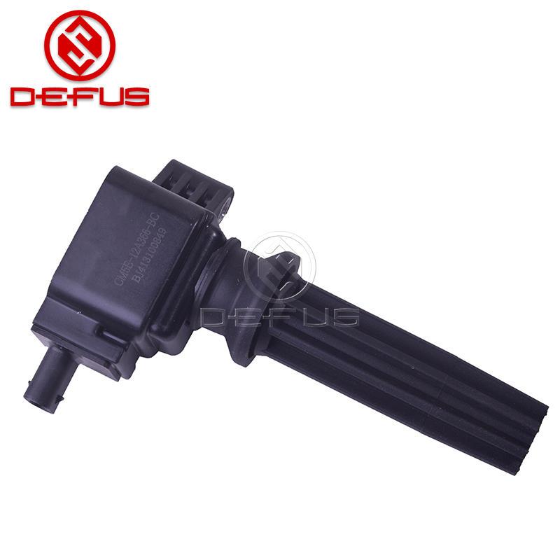 DEFUS Ignition Coil OEM CM5E-12A366-BC For Lincoln 2.0L L4 1999cc