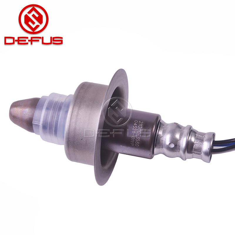 DEFUS Oxygen Sensor OEM 211200-3580 For Accord CR-V Acura ILX 2.4L LIVINA 1.6(7163)