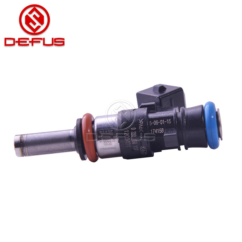 DEFUS fuel injector OEM 0280158112 for V-W 412 73-94 fuel injector vale