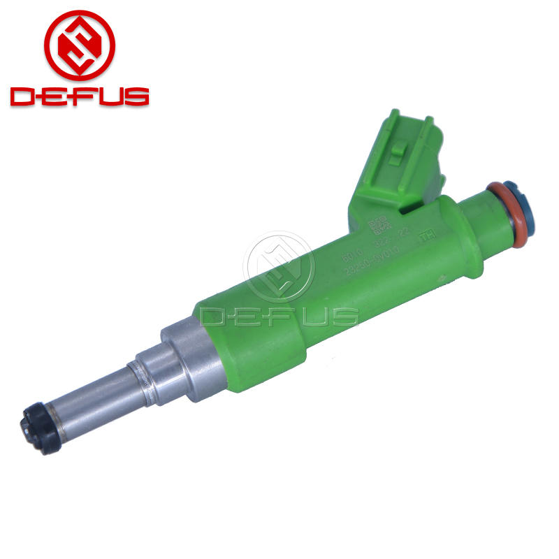 DEFUS Fuel Injector OEM 23250-0V010 for Camry 1TR 2TR 2RZ 3RZ 1RZ