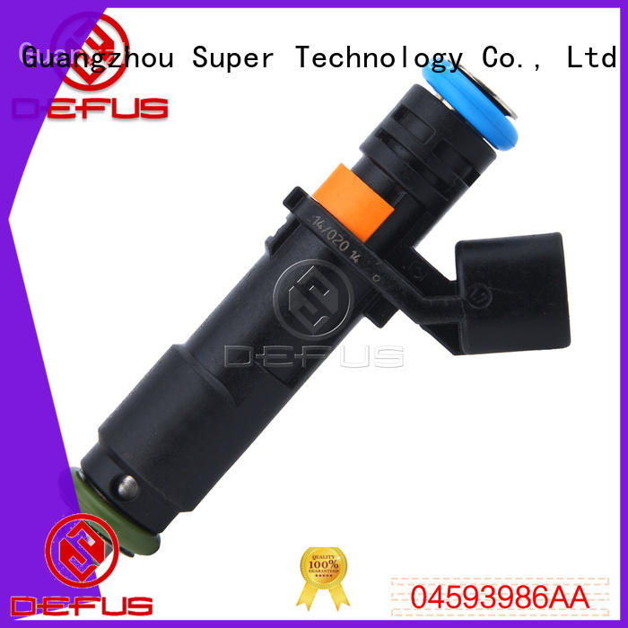 DEFUS x6 chrysler injectors Suppliers for wholesale
