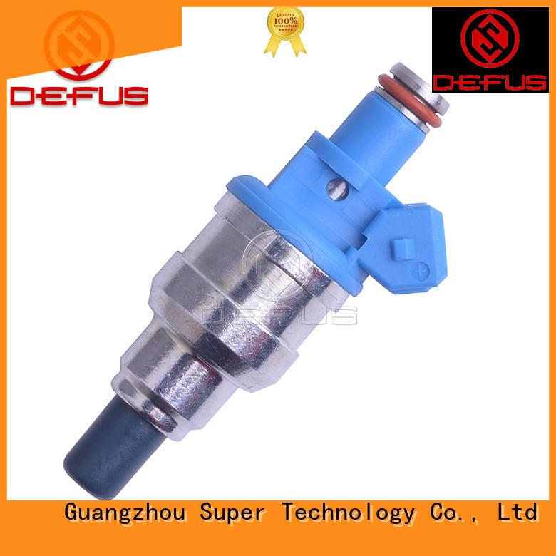 DEFUS v6 honda fuel injectors awarded supplier for aftermarket