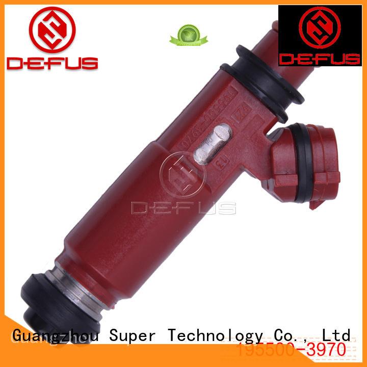 DEFUS stealth Mitsubishi injectors win-win cooperation for distribution