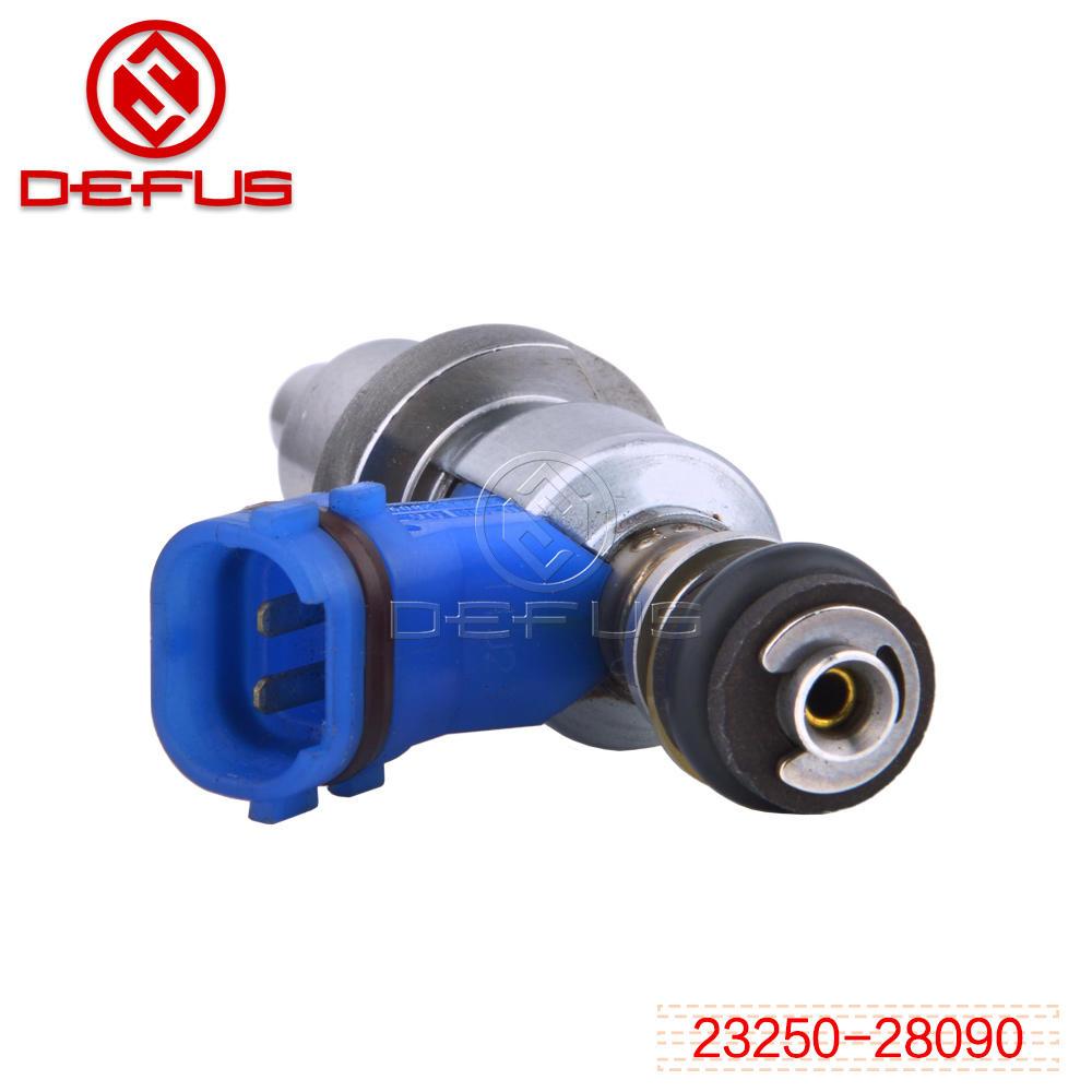 DEFUS original toyota corolla injectors manufacturer for Toyota-2