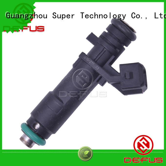 DEFUS low Moq Lexus Fuel Injector Chrysler Fuel Injector Dodge car injector jeep Cherokee injectors Corolla fuel injector LEXUS fuel injector factory for Nissan