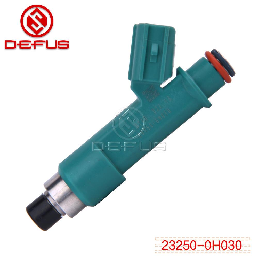 DEFUS-High-quality Toyota Fuel Injectors | 23250-0h030 Fuel Injector