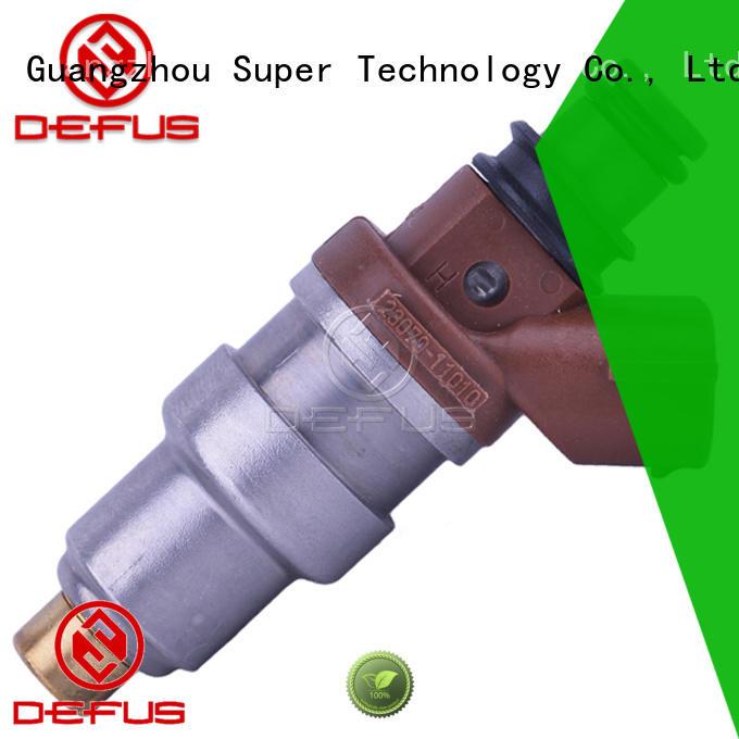 DEFUS lexus toyota fuel injectors manufacturer for Toyota