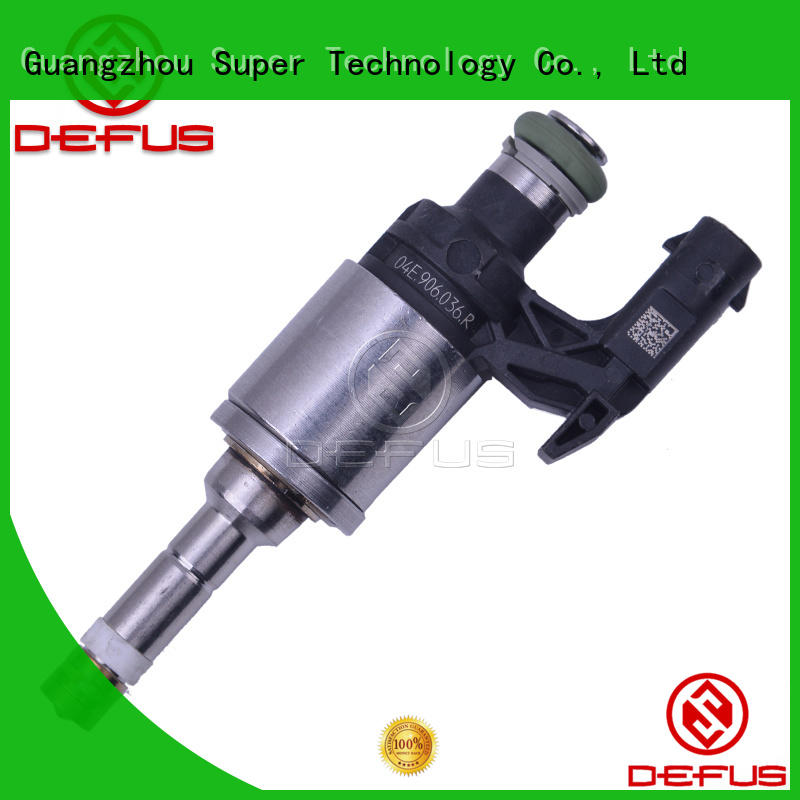 DEFUS latest Renault injector producer for retailing