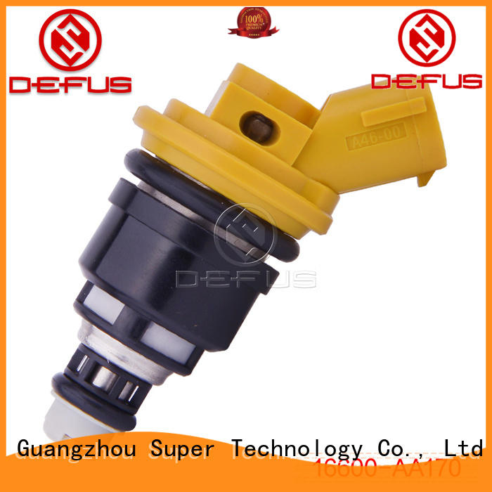 16600-AA170 fuel Injectors 1200cc For Subaru Sti WRX GC8