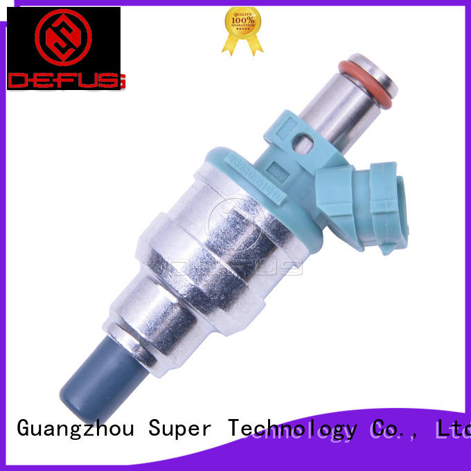 DEFUS high quality corolla fuel injector producer for Toyota