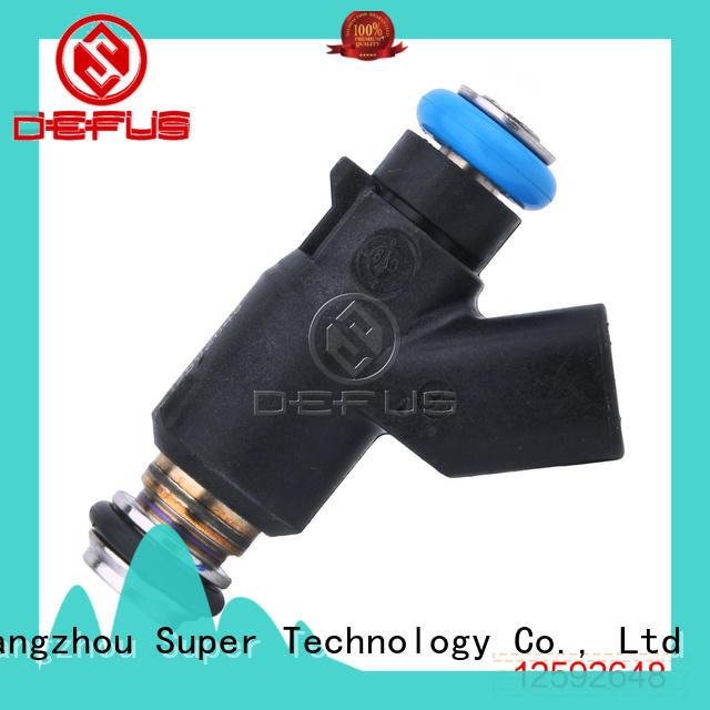 DEFUS reliable Buick automobiles Fuel injectors factory for wholesale