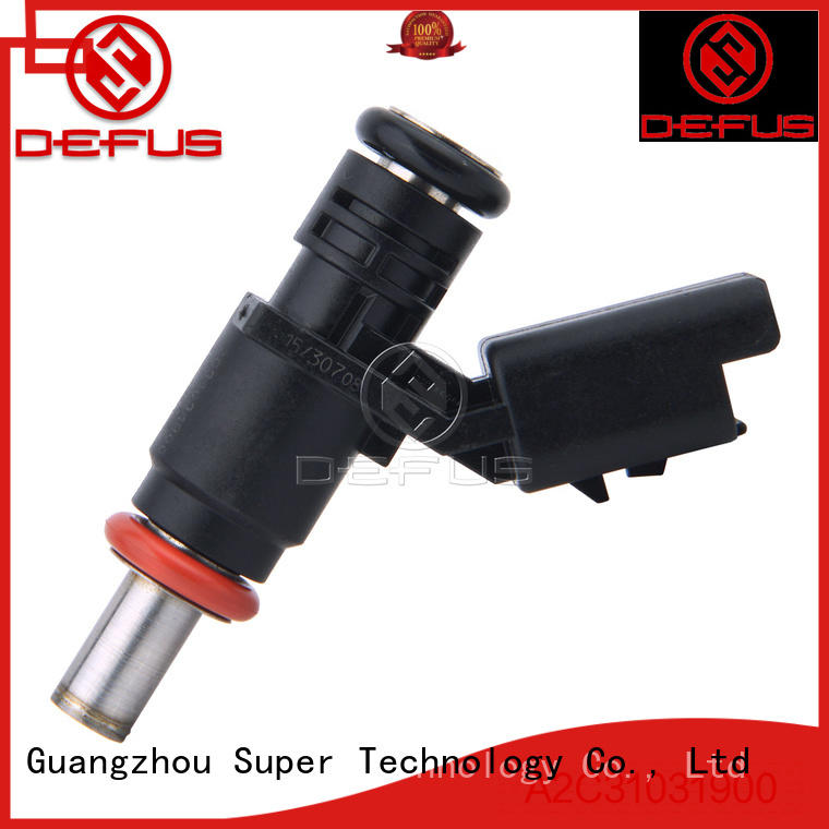 DEFUS low Moq opel corsa injectors factory for japan car