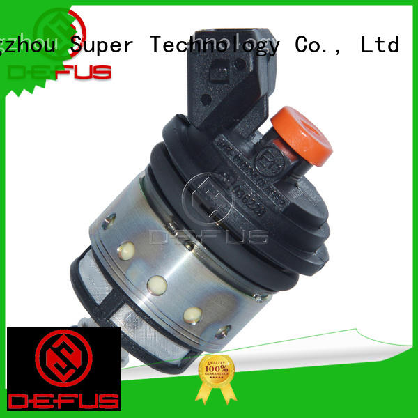 DEFUS customized injector nozzle replacement golden supplier for wholesale