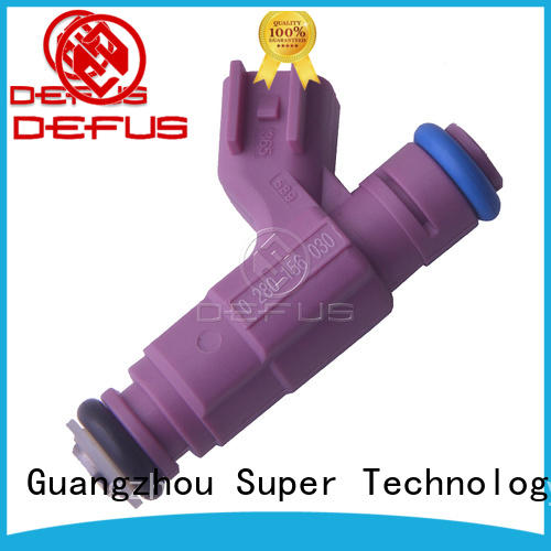 DEFUS standardized Chrysler automobile fuel Injectors industrialist for retailing