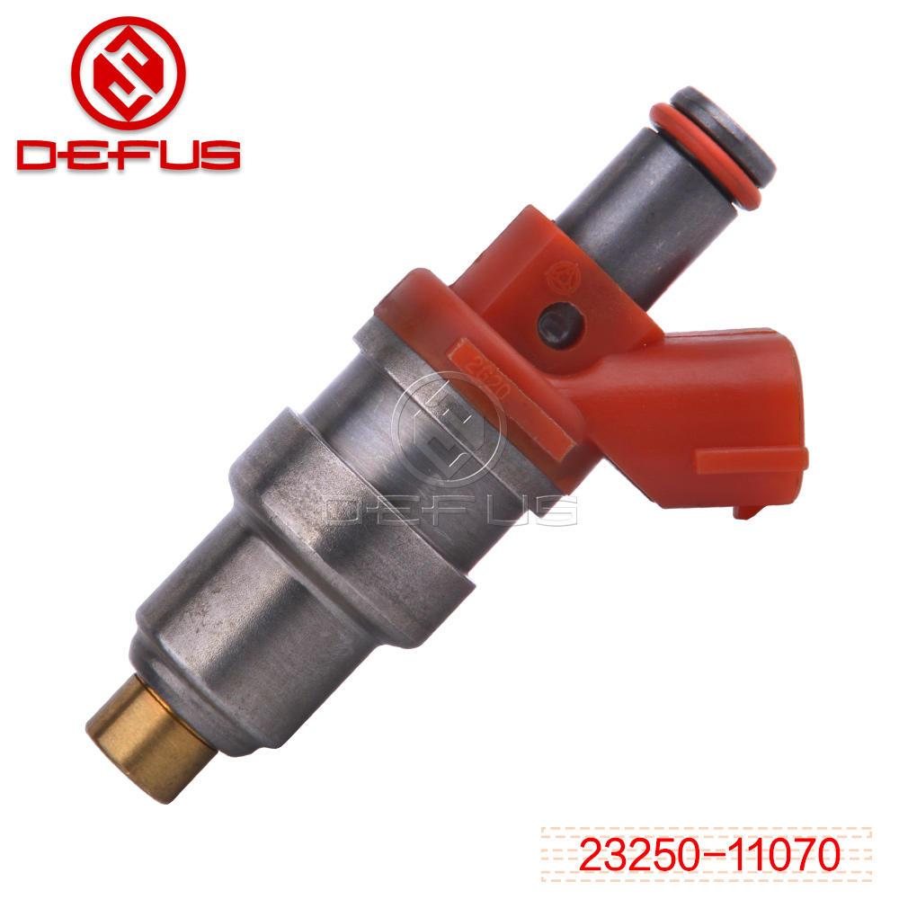 DEFUS-Manufacturer Of 4runner Fuel Injector 23250-11070 Fuel Injectors