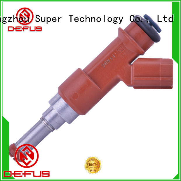 DEFUS Guangzhou 2000 toyota corolla fuel injectors 232500h050 for Toyota