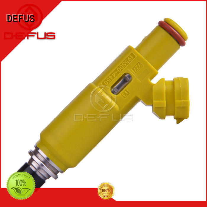 DEFUS Brand tuv impedance opel corsa fuel injectors price ace