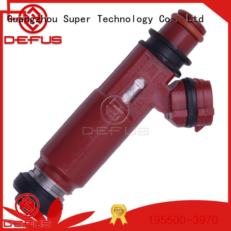 Mitsubishi fuel injectors 6g72 for Mitsubishi DEFUS