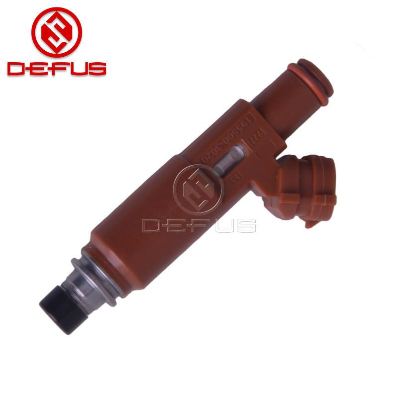 Fuel Injector 195500-3020 fits Mazda 323 Demio Mk8 1.3L-1