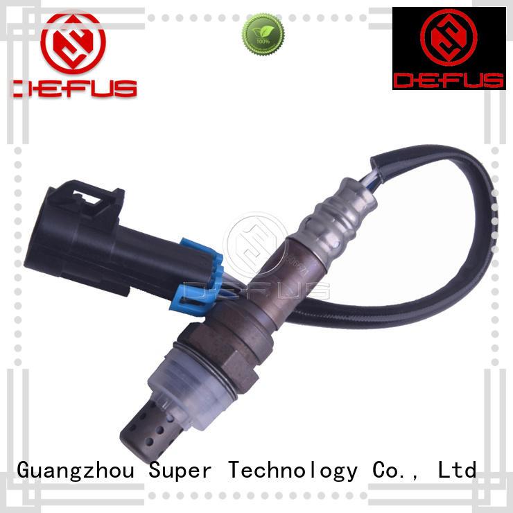 DEFUS qx56 o2 sensor readings provider for auto parts