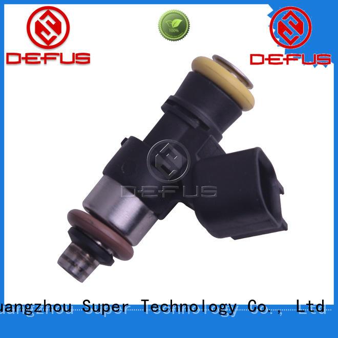 DEFUS standardized CNG gas fuel Injectors nozzle large-scale production enterprises for retailing