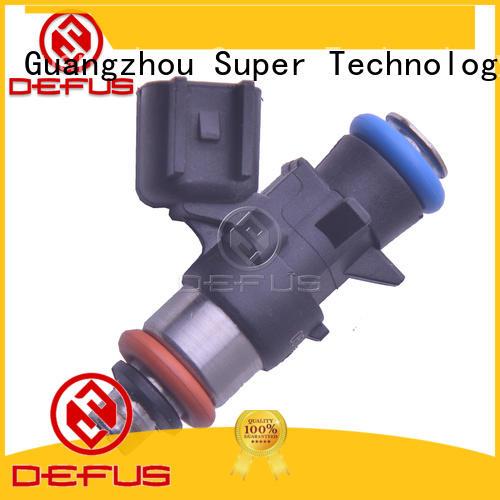 DEFUS standardized Chrysler automobile fuel Injectors golden supplier for distribution